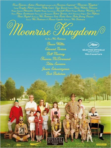 MMoonrise kingdom