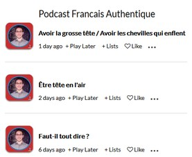 podcast FLE